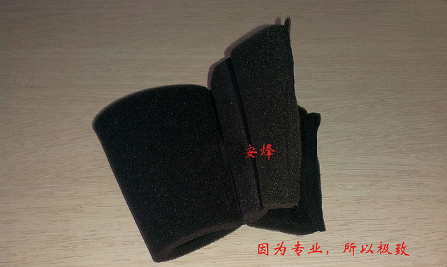 弹性海绵焊接