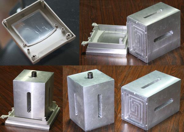 abs电表外框塑料壳超声波焊接机