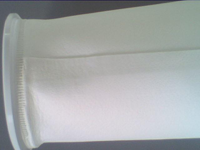 过滤袋口部超声波焊接