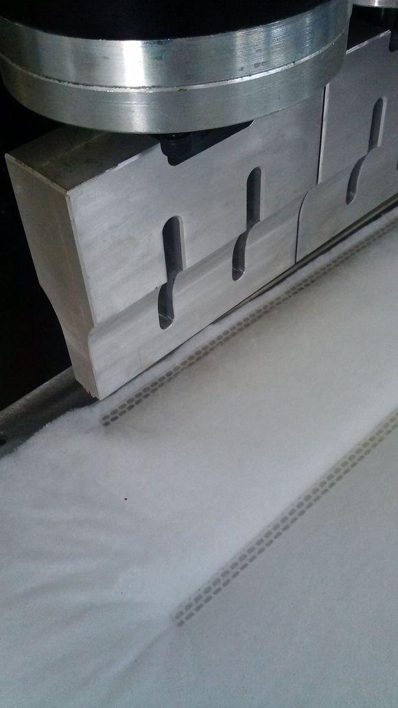 空气过滤袋焊接
