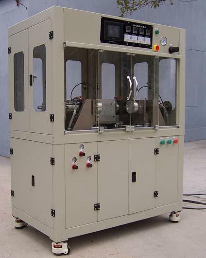 滤芯端盖与接长卧式热板焊接机