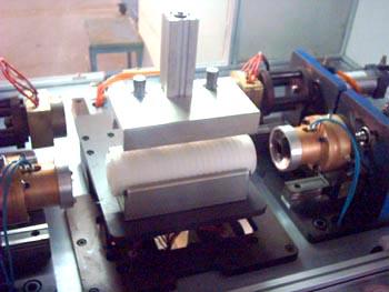 滤芯端盖热板焊接模具