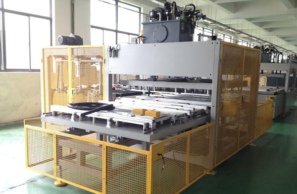 塑料托盘热板焊接机