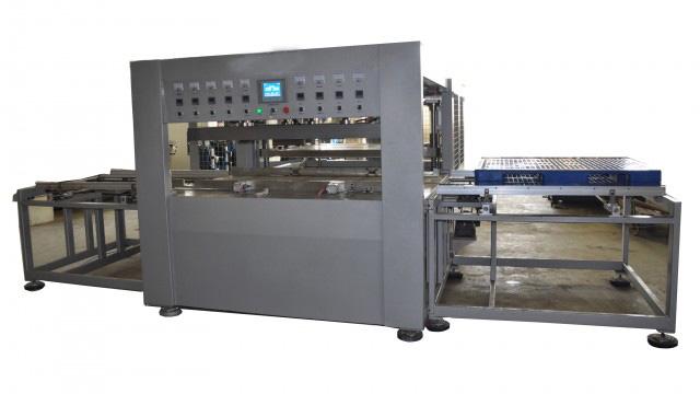 pp塑料托盘栈板热板压合自动化焊接机