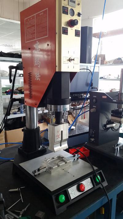光伏组件接线盒超声波焊接机
