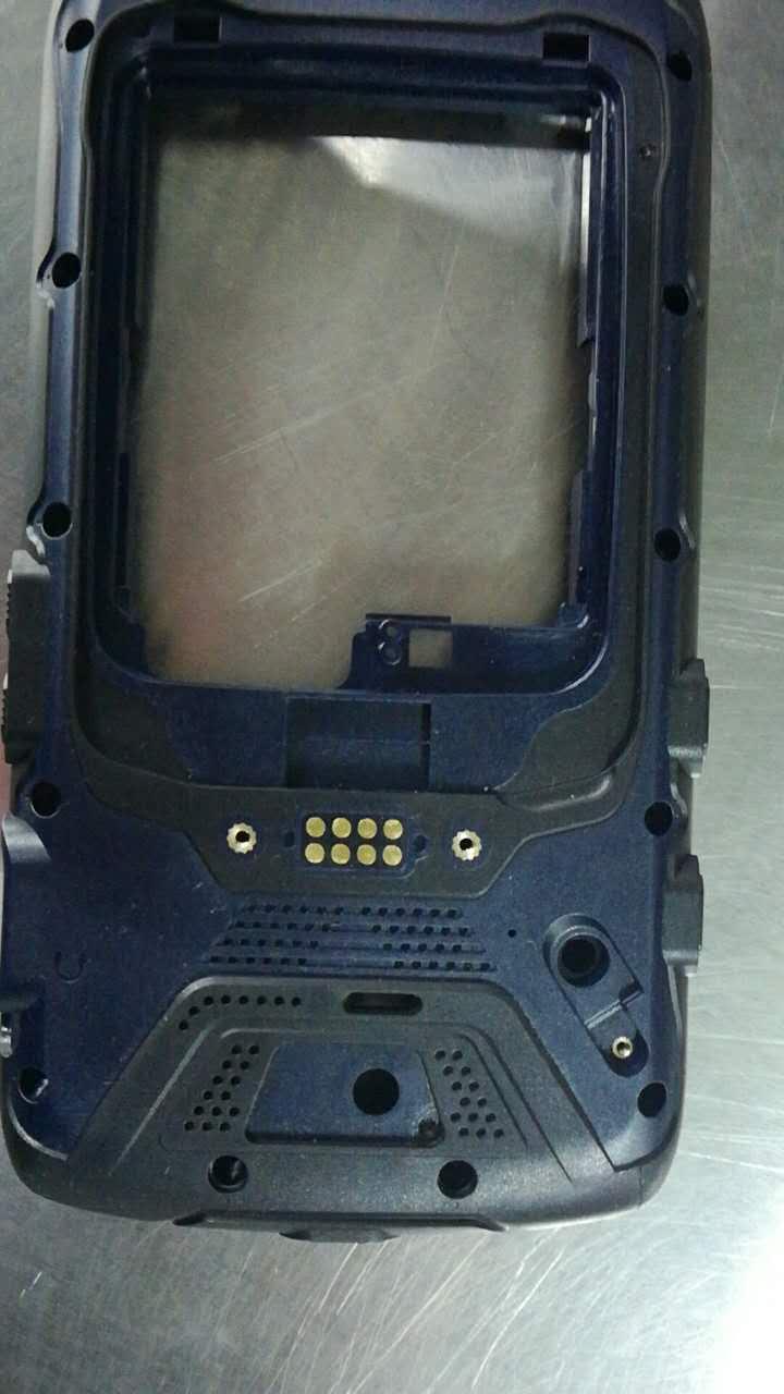 手机塑料外壳螺母热熔热压埋置机