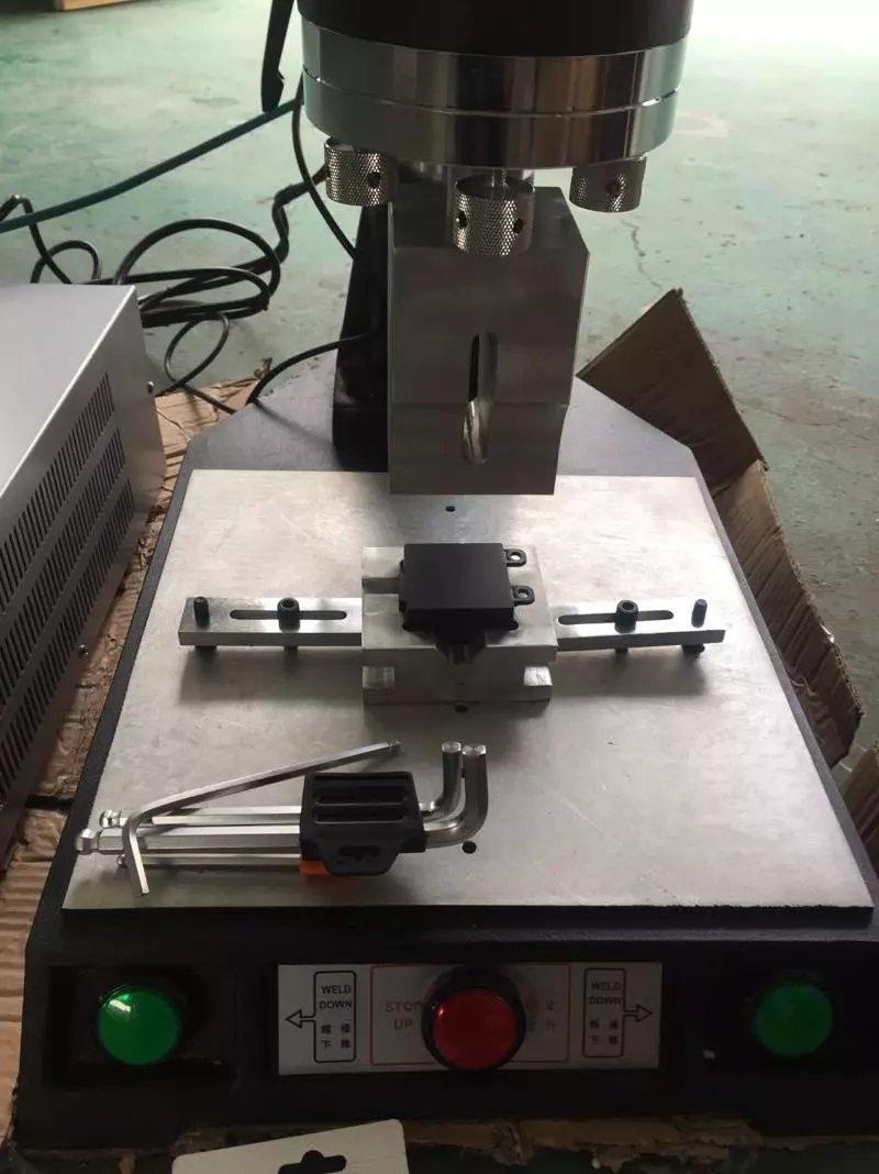 电动车报警器外壳超声波焊接机