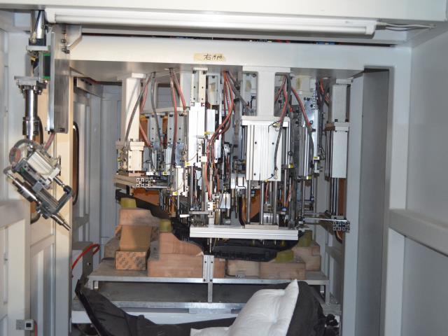 汽车行李舱隔音消音棉多头超声波焊接