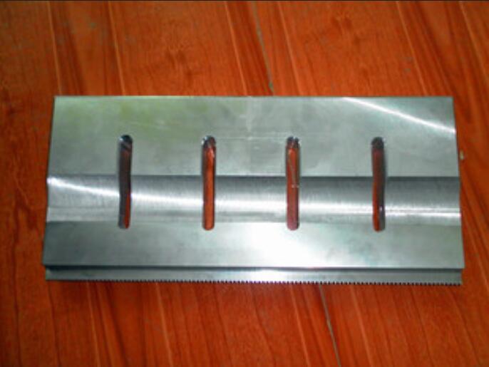 储物魔片超声波焊接模具