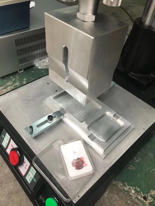 纪念币评级盒外壳超声波焊接机