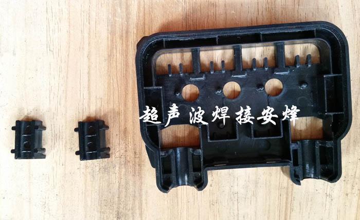太阳能光伏接线盒超声波焊接