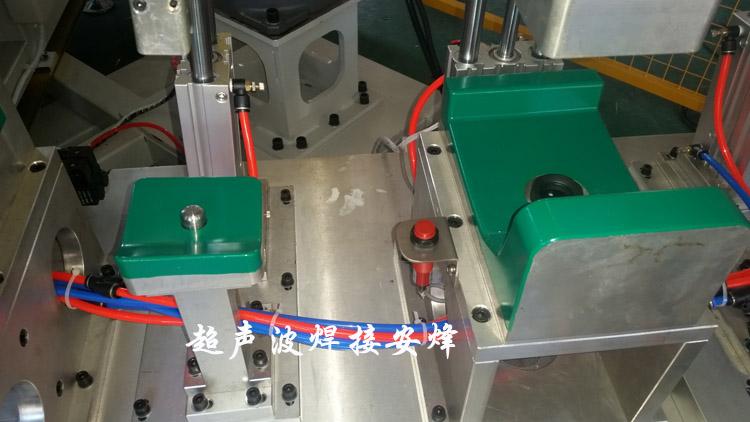 机器人汽车保险杠雷达支架吸盘吸紧装置