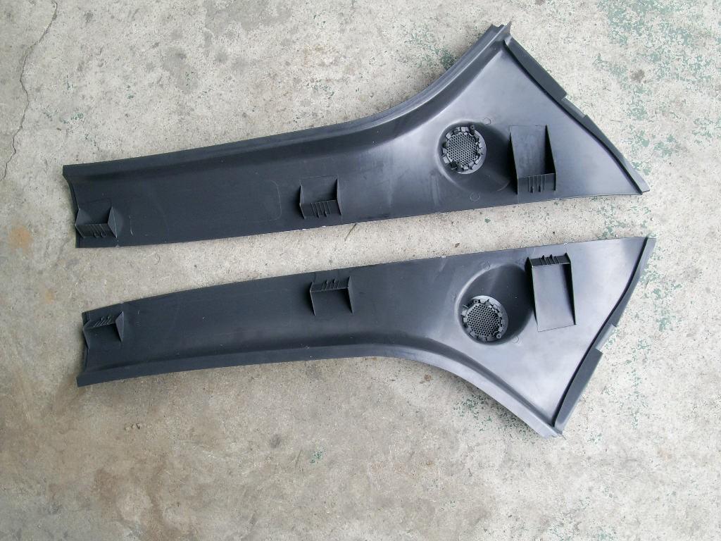 汽车A柱塑料件超声波拼合焊接
