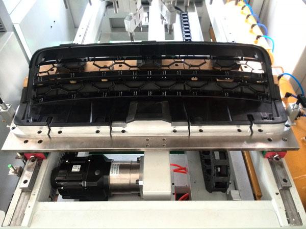 汽车格栅超声波焊接
