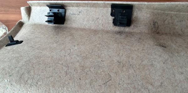 汽车后隔板塑料挂件超声波焊接