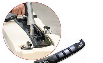 汽车扰流板手持式超声波穿刺焊接