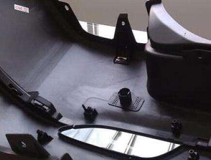 汽车雷达支架探头超声波焊接