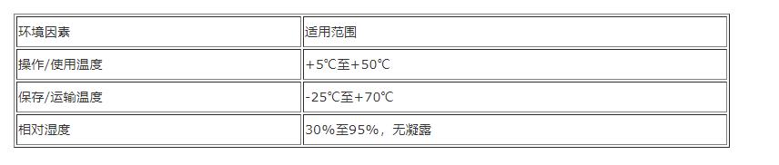 塑焊机环境要求一览表