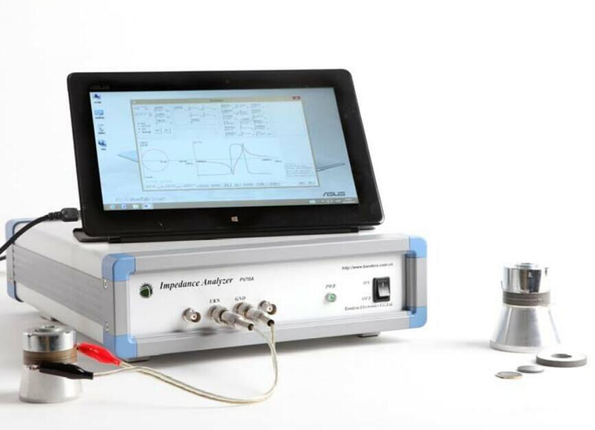 测试超声波模具焊头频率的仪器