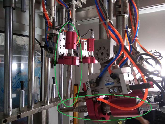 机械手机器人非标自动化设备配套超声波国产与进口超声波系统