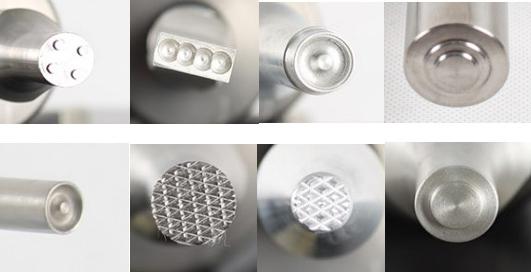 汽车吸音隔音棉超声波模具焊头焊接效果  汽车吸音隔音棉超声波模具焊头形状