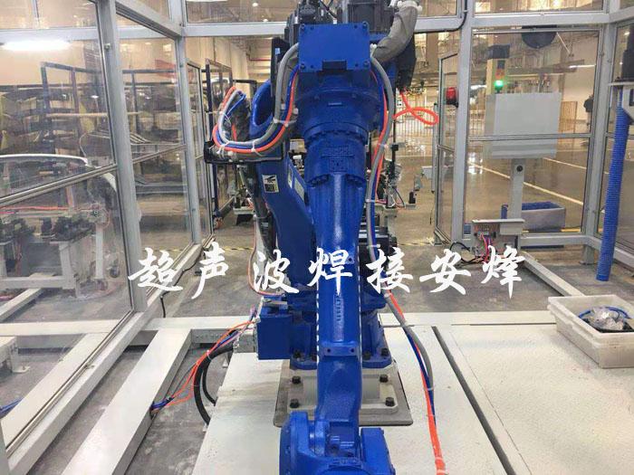 安川机器人