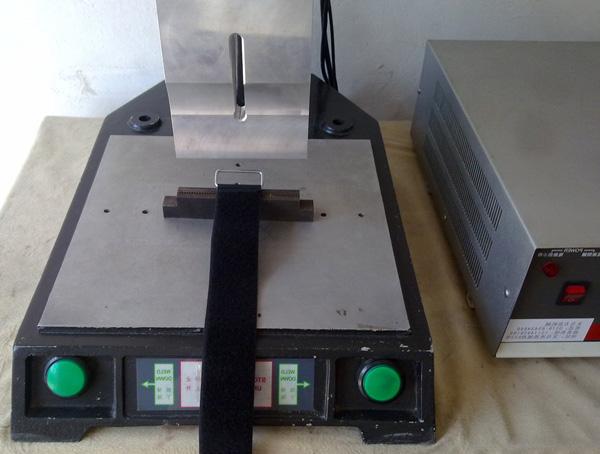 魔术贴扎带超声波焊接模具