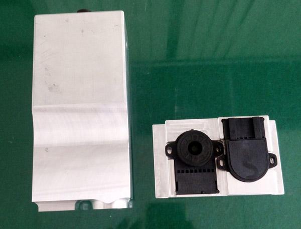 汽车传感器塑胶壳超声波焊接机