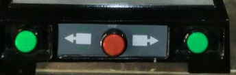 超声波焊接机启动开关脱落