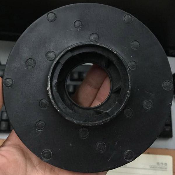 塑料风叶轮热熔焊接