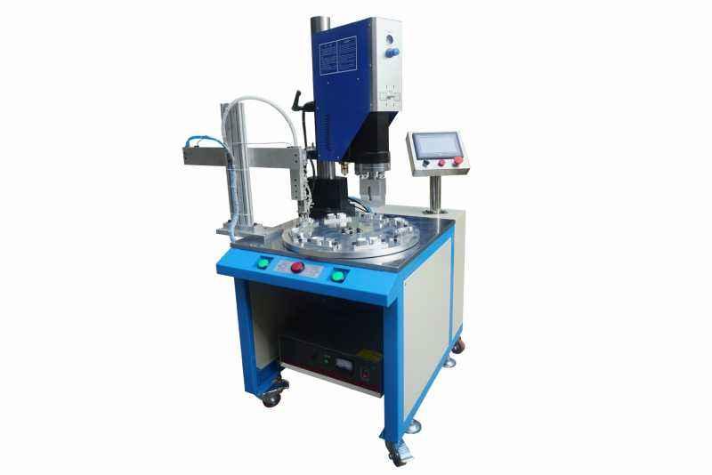 超声波焊接机加工自动化技术的特点