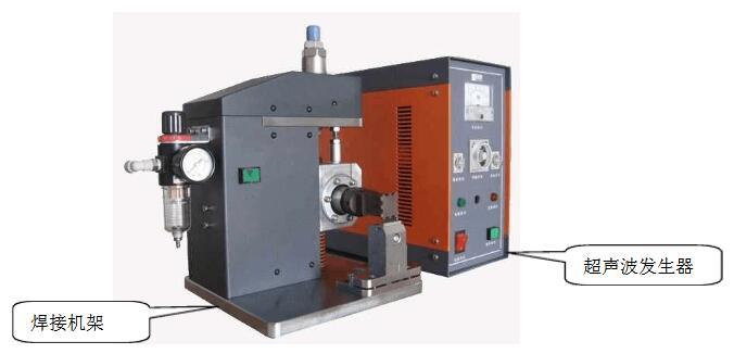 超声波金属点焊机由哪些系统组成?