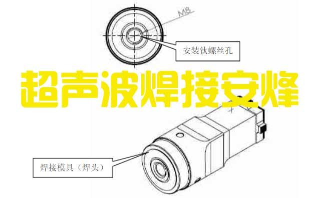 关于超声波焊接模具的安装