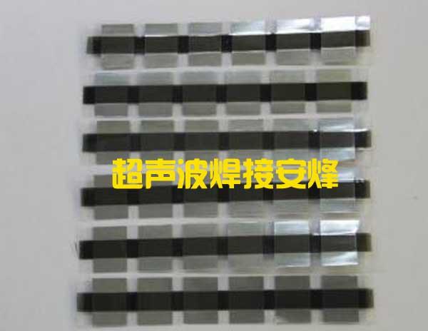 为什么电池负极极耳超声波焊接用镍或铜镀镍而不是用铜