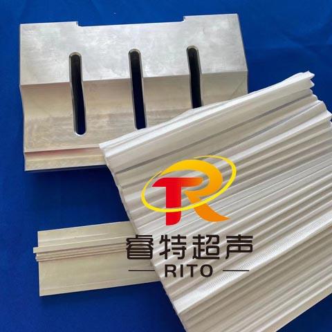 15K300mm长无纺布滤纸超声波塑料压合焊接机