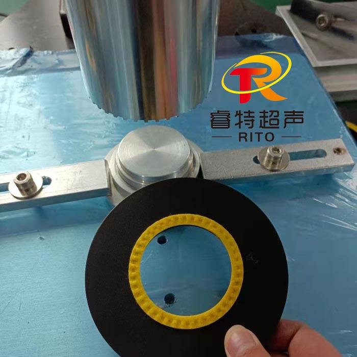 15K滤清器无纺布棉超声波塑料焊接设备