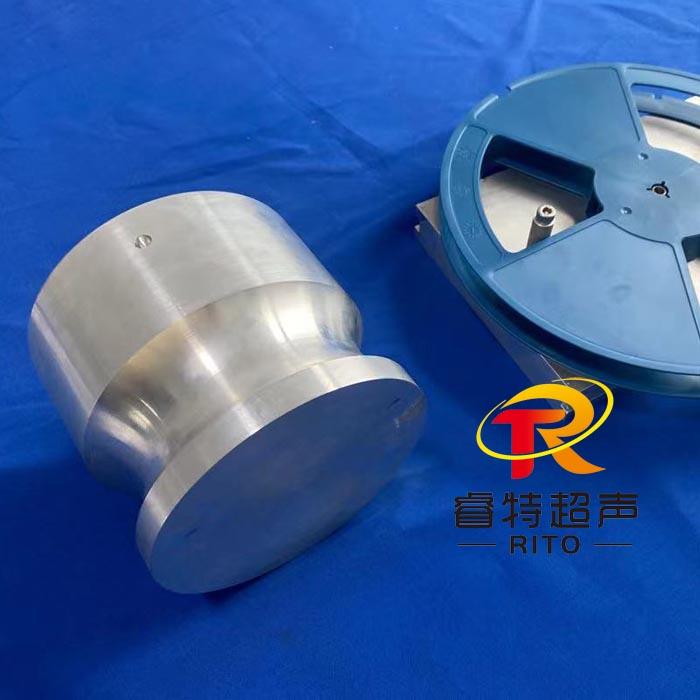 15K绕线盘线轴铝合金超声波模具焊头子和底模治具